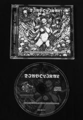 DIABOLIKAL - Fornication. Lust. Perversion. CD