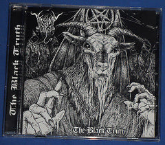 BLACK ANGEL - The Balck Truth . Full Length CD.