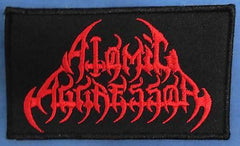 ATOMIC AGGRESSOR - EMBROIDERED PATCH