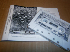 CARNAGE - Infestation Of Evil. Tape