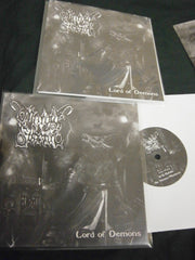 "MORBID FUNERAL - Lord of Demons. 7"" EP"