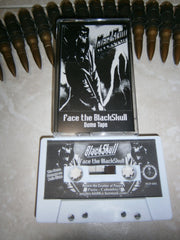 BLACK SKULL - Face the BlackSkull. Tape