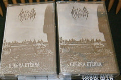 TOXIC WAR - Guerra Eterna. Demo Tape
