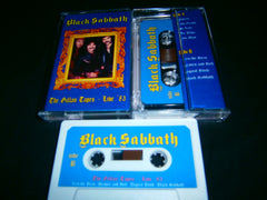 BLACK SABBATH - The Gillan Tapes - Live '83. Tape