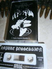 IMPURE POSSESSION - Impura Impiedad Bastarda. Tape