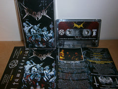 BURNING - Blasphemy. Tape
