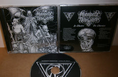 ALIENANTE DAMNATION - Le Chantre Du Charnier. CD