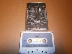 KABARAH - Black Metal Command. Tape