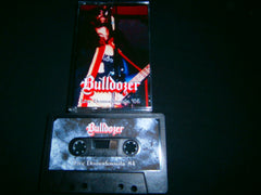 BULLDOZER - Live in Domodossola '84. Tape