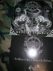 "KYTHRONE - Kult des Todes. 12"" LP"
