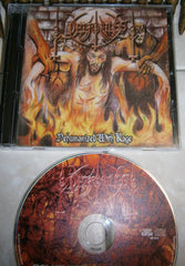 DETRIKTUSS - Dehumanized with Rage. CD