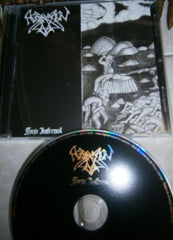 AGGRESION - Forja Infernal . CD