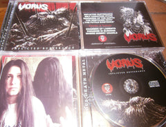 VORUS - Inflicted Sufferance. CD