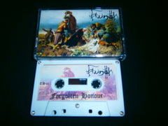 HUNOK - Forgotten Honour. Tape