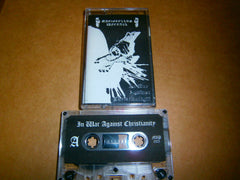 In War Against Christianity!!! - Compilation Tape.