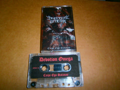 DEVOTION OMEGA - Carpe Ego Satanas. Demo Tape