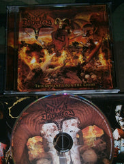 ETERNAL DARKNESS DCLXVI - Triumphant Upon the Light. CD