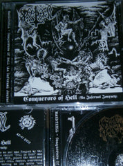 MAHDYHELL - Conquerors of Hell (An Infernal Journey) CD