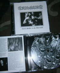 CARNAGE - ... Left to Suffer in the Aftermath. CD