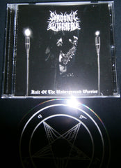 SARDONIC WITCHERY - Kult of the Underground Warrior. CD