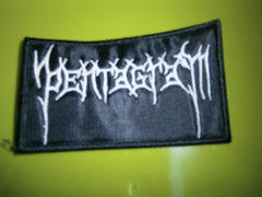 PENTAGRAM - Embroidered Logo Patch