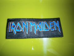 IRON MAIDEN - Embroidered Logo Patch
