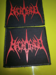 MACROFAGO - Official Printed Patch