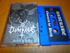 DIATRIBE - Obscure By Birth. Tape