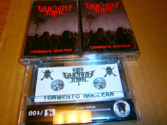 GUERRA TOTAL - Tormento Nuclear. Tape