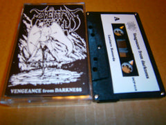 DEATH YELL - Vengeance From Darkness. Tape