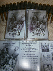 GOAT COMMAND - Sanguinaria Matanza. Demo Tape