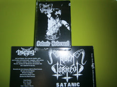 BLACK TORMENT - Satanic Holocaust. Tape