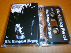 BLACK VALLEY FOREST - The Conquest Begins. Tape