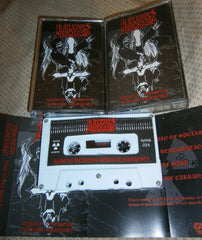 NUCLEAR ANTICRISTO - Unholy Weapons Against Humanity. Official Tape