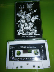 BLACK ANGEL - From the Darkness. Tape