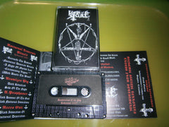 DEATH SKULL - Annihilation of the Pig. Tape