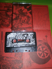 IRON GANG - Infernal Crossfire. Tape