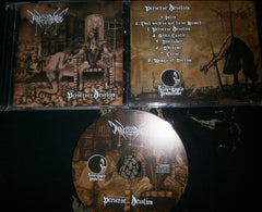 DARK PLAGUE - Perverse Devotion. CD