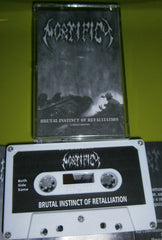 MORTIFICY - Brutal Instinct Of Retaliation. Tape