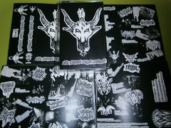 NI: Maldit6 Sign6 Malign6 - Compilation Various!! Tape.