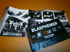 BLASPHEMER - Executioner. Tape