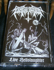 NOKTURNAL - Live Hellslaughter. Tape
