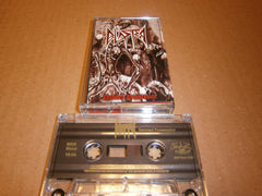 BLASTER / DESTROYER - Alcoholic Rites Of Metal. Split Tape