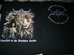 RITUAL - Crucified at the Southern Lands. T-Shirt