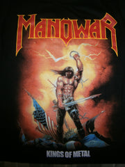 MANOWAR - Kings of Metal Girlie Shirt