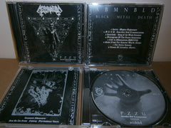 ABOMIINABLOOD - P Z Z U  Sacrifice And Transmutation MMXVII. CD