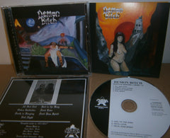DEMON BITCH - Death Is Hanging.... + Demo '12. CD