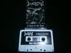 INCANTATION - Tribute to the Goat. Tape