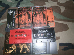 OBEISANCE - Lucifer Master. Pro Tape