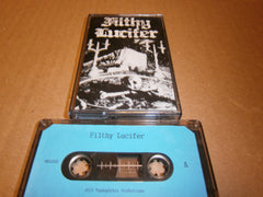 FILTHY LUCIFER - Demo 2010. Tape